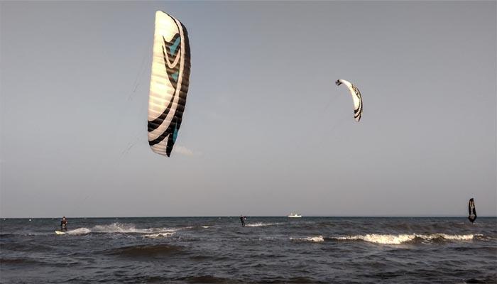 Flysurfer speed 4 lotus test for Flying spaces gebraucht